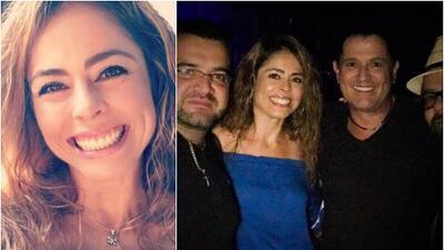 """Chely Torres, quien le robó un beso a Carlos Vives, dice: """"No lo volvería a hacer"""""""