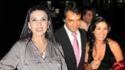 """Ex de Eugenio Derbez agradece que no le """"regaló"""" hijos porque """"dejaba semilla en todos lados"""""""