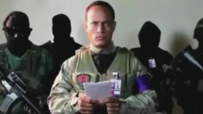 Emiten orden de captura internacional contra el oficial que llamó a la rebelión en Venezuela