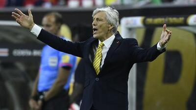 Las posibilidades de que Pékerman sea técnico de México