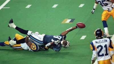 Recordando a los Titans que participaron en el Super Bowl XXXIV