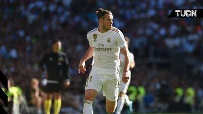 """Bale: """"Sólo intento jugar futbol, ya sea aquí o en el Madrid"""""""