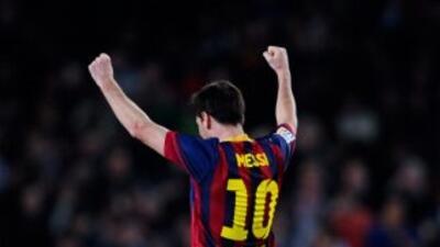 Messi iguala a Raúl González como tercer máximo goleador histórico de la Liga