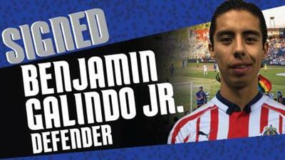 Chivas sigue desprendiéndose de sus chavos: ahora fue Benjamín Galindo Junior