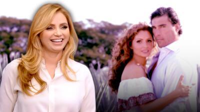 Angélica Rivera confirma su regreso a las telenovelas