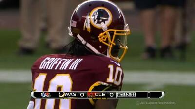 Robert Griffin III highlights