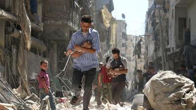 Siria asegura que inició el cese del fuego acordado por EEUU y Rusia