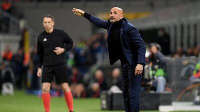 Es oficial: El Inter destituye al entrenador Luciano Spalletti