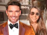 Julián Gil se convierte en 'wedding planner' de su hija y anuncia que su yerno está libre de cáncer