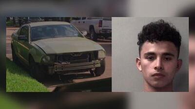 Se presenta en corte el joven hispano señalado de atacar sexualmente a una mujer que salía de un gimnasio en Pasadena