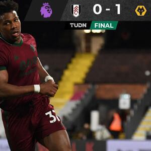 ¡Y sin Raúl! Wolves vencen al Fulham con golazo agónico