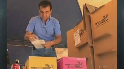 El Salvador decide - Elecciones presidenciales