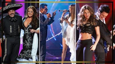 En fotos: mira algunos de los duetos más memorables e insólitos de los Latin GRAMMY