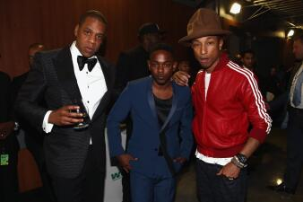 Pharrell's Fashion Forward Moments