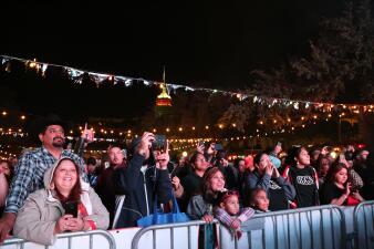 Sights and sounds of Fiesta Navideña 2018