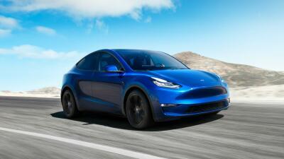 Tesla reveló su nueva camioneta familiar: la Tesla Model Y