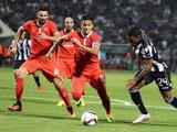 Carlos Salcedo debutó con empate con la Fiorentina