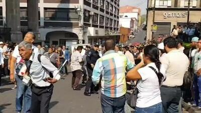 Una balacera a plena luz del día deja dos personas muertas y enciende las alarmas en Cuernavaca, centro de México
