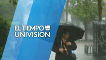 Lleva tu paraguas a la mano porque Chicago vive una mañana de viernes con tiempo muy inestable