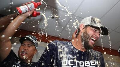 Los Dodgers conquistan su séptima corona al hilo en el Oeste