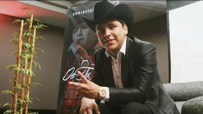 """Las 3 """"cachetadas"""" de Christian Nodal a sus críticos que esconden las nominaciones al Latin GRAMMY"""