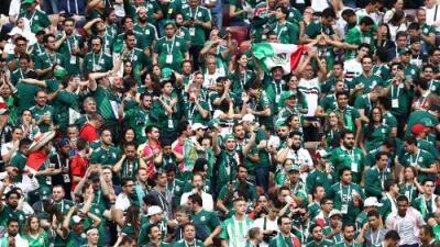 'Eeehhh… pu…' se escuchó en las tribunas del Alemania vs México y la FIFA abrió una investigación