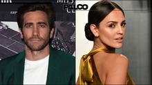 Eiza Gonzalez y Jake Gyllenhaal juntos en thriller
