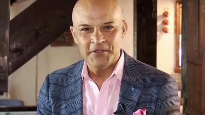 Lo mejor de 2018: Luis Gómez de Univision 41, relató (con una sonrisa) su difícil lucha contra el cáncer