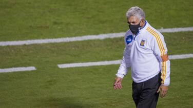 """Tuca Ferretti: """"Todavía no me cae el veinte"""" tras derrota de Tigres"""