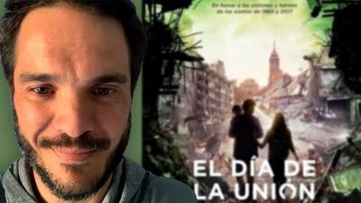 Kuno Becker agradece las nominaciones a los premios Ariel de su película sobre los terremotos en México