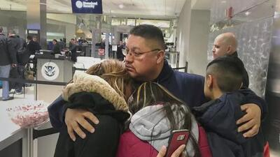 """""""Lucharemos para que más familias no sean separadas"""": Esposa de hispano deportado que asistirá al discurso del Estado de la Unión"""