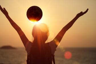 ¿Cómo aprovechar la energía del eclipse de sol?