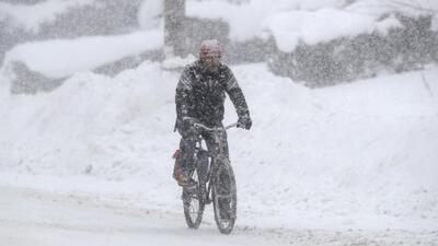 El frío polar congela las fiestas de Año Nuevo en el noreste de EEUU y vaticina un enero de 2018 helado