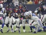 Arian Foster de los Houston Texans es el Jugador Latino de la Semana 5