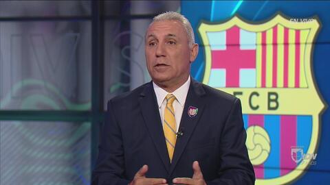 """Stoichkov, asustado para la vuelta ante el United: """"El Barcelona va a sufrir en el Camp Nou"""""""