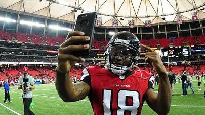 Taylor Gabriel brilla en victoria de los Falcons 38-19 sobre los Cardinals