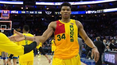 Carrusel NBA: Giannis sigue en 'modo playoffs', Warriors barren a Lakers y más