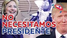 Macabra revelación sobre las elecciones presidenciales