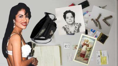 Esto es lo que guardaba Yolanda Saldívar en su bolsa el día que mató a Selena (fotos exclusivas)