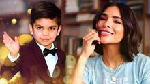 Baile, condición física: Matteo, hijo de Alejandra Espinoza, tiene todo listo para debutar como cantante en TeletonUSA