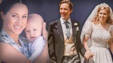 El bebé de la princesa Beatrice sí tendrá un título de la realeza (a diferencia del hijo de Meghan Markle y Harry)