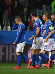 Italia sacó a relucir su poderío con paliza en el duelo en casa contra Liechtenstein en el duelo por el Grupo J de la Eliminatoria para la Eurocopa 2020, disputado en el estadio Ennio Tardini.