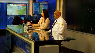 Primera Hora: El Superintendente Eddie Johnson habla sobre la reducción de crímenes violentos en la ciudad de Chicago