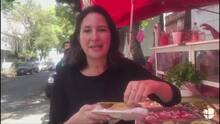 Mexicans celebrate national 'Taco Day'