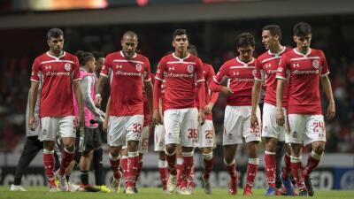 En fotos: Toluca fue un espanto y Sporting Kansas City lo sacó de la Liga de Campeones con global de 5-0