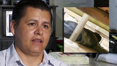 """La silla de ruedas los protegió: la familia Olivas relata que el atacante de El Paso """"nos miró, pero no nos disparó"""""""