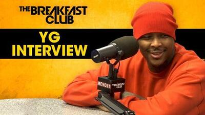 YG Talks Fake Love Surrounding Nipsey Hussle's Passing, New Album, Hollywood, Clothing Line + More
