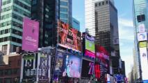 Una ganga: pantallas de Times Square bajan su precio y se vuelven accesibles para pequeñas empresas