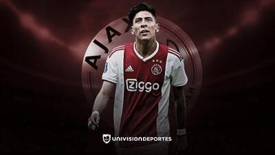 Edson Álvarez viaja el fin de semana a Holanda para firmar con el Ajax