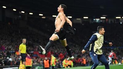 Este es Ben Yedder, el modesto héroe del Sevilla que acabó con el millonario Manchester United